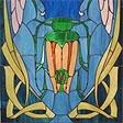 Жуки и стрекозы