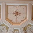 Wall-painting. Ceiling