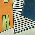 Лестница в старом Квартале