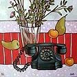 Натюрморт с телефоном