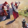 Сабантуй. Ногайский танец
