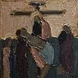 Снятие с креста (вольная копия)