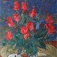 Веера и розы