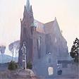 Воскресное утро в Сухе-Бескидской