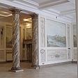 Роспись стен и колонн